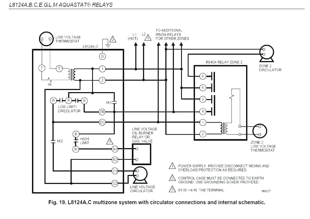 cross reference honeywell switching relay ra832a u2013 kayt infohoneywell r845a1030 wiring diagram 20