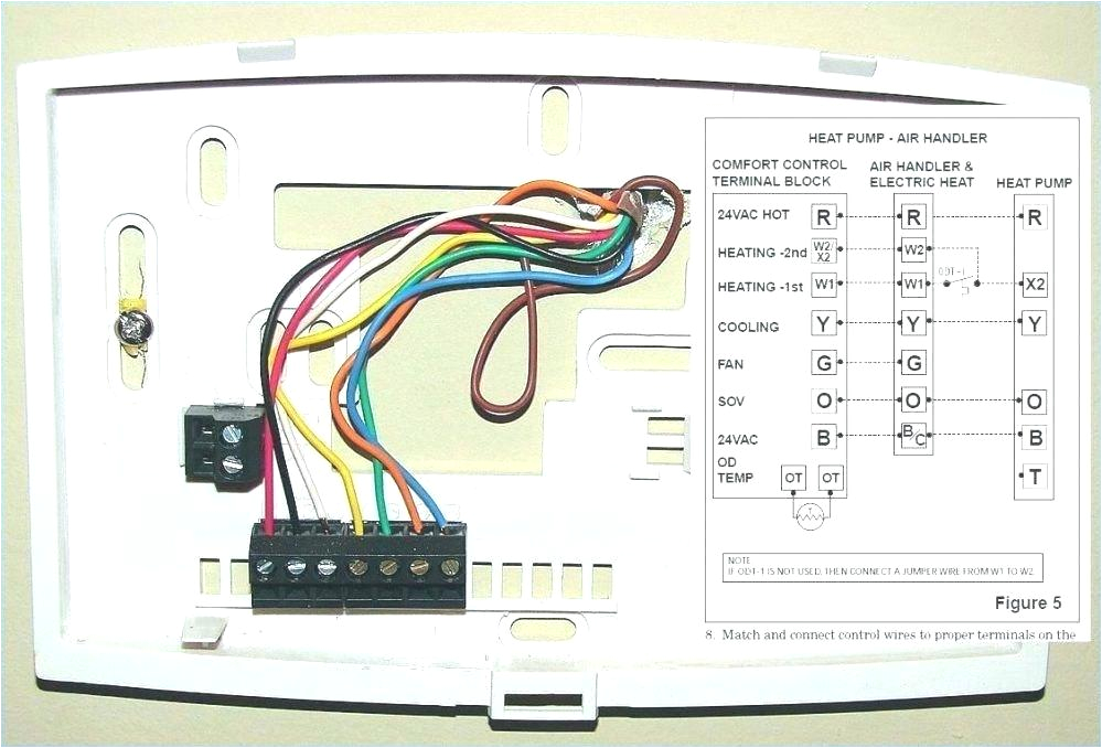 honeywell wifi smart thermostat rth9580wf three wire install best of fantastic thermostat wiring diagram gallery of