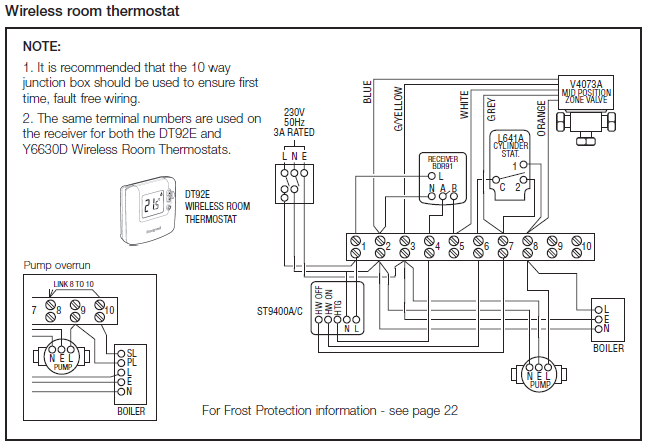 central heating wiring diagrams honeywell sundial y plan gas honeywell t5 wiring diagram honeywell sundial y