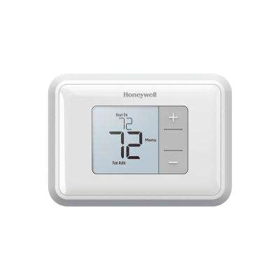 Honeywell thermostat Ct31a1003 Wiring Diagram Honeywell thermostats Heating Venting Cooling the Home Depot