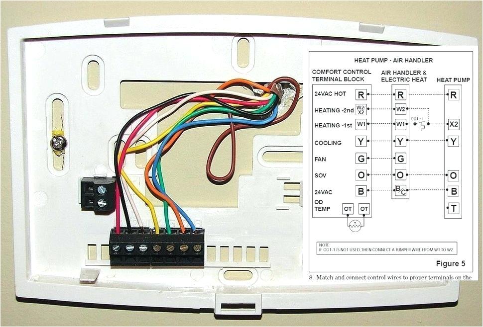 Honeywell Wifi Smart thermostat Wiring Diagram Wiring Diagram for A Honeywell Digital thermostat Honeywell Wiring
