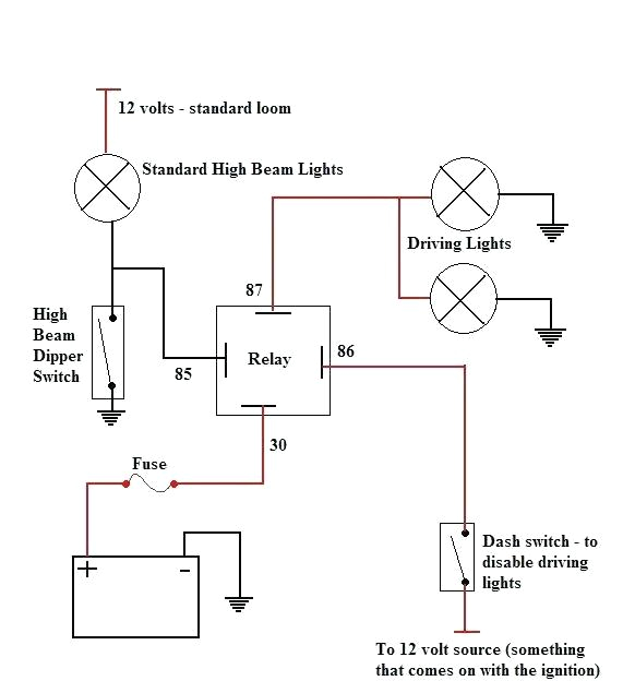wire diagram for spotlights wiring diagram db wiring diagram for spotlights nissan navara