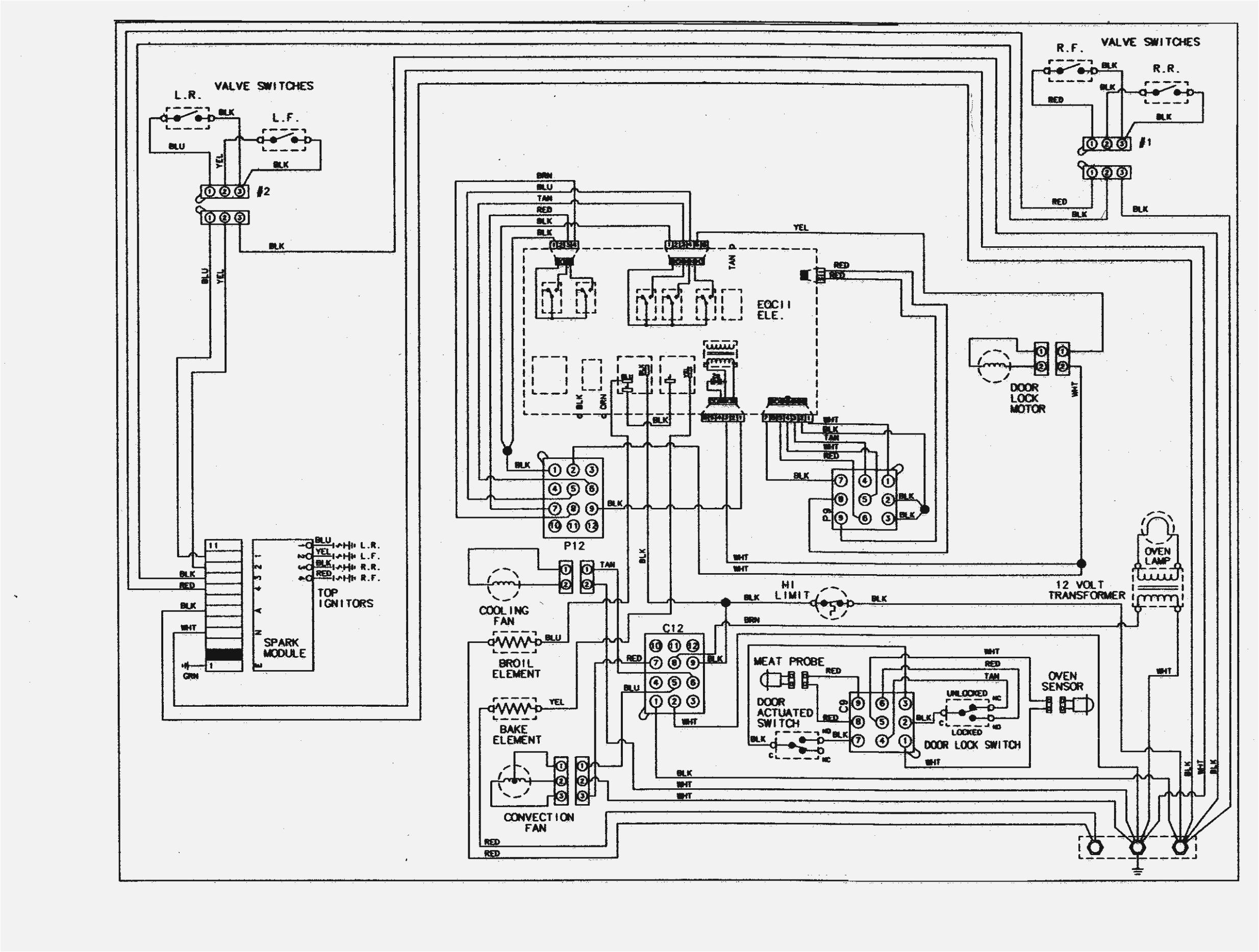 ge gas range wiring diagram hecho wiring diagram blog imperial range wiring diagram