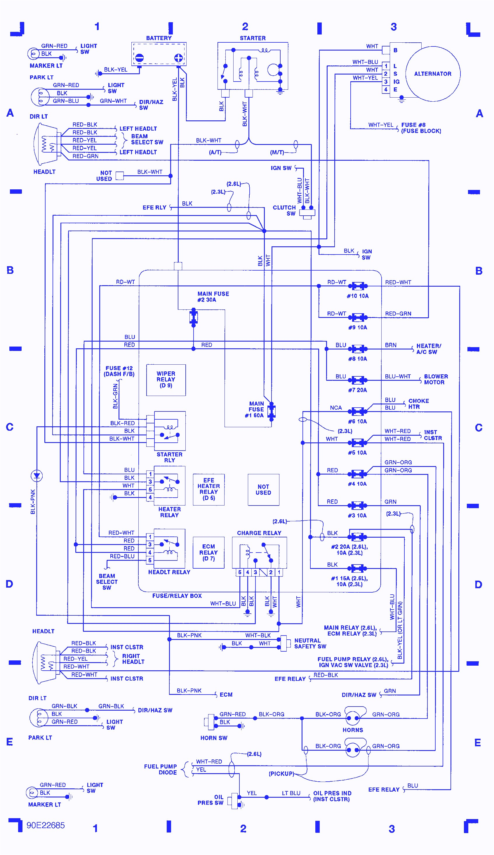 1991 isuzu pickup wiring diagram wiring diagram blog 1991 isuzu pickup headlight wiring