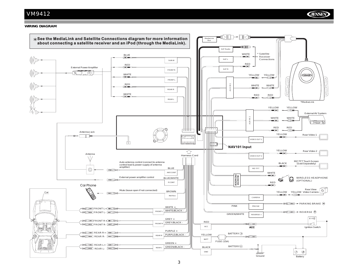 uv10 wiring diagram wiring diagram jensen uv9 wiring harness diagram