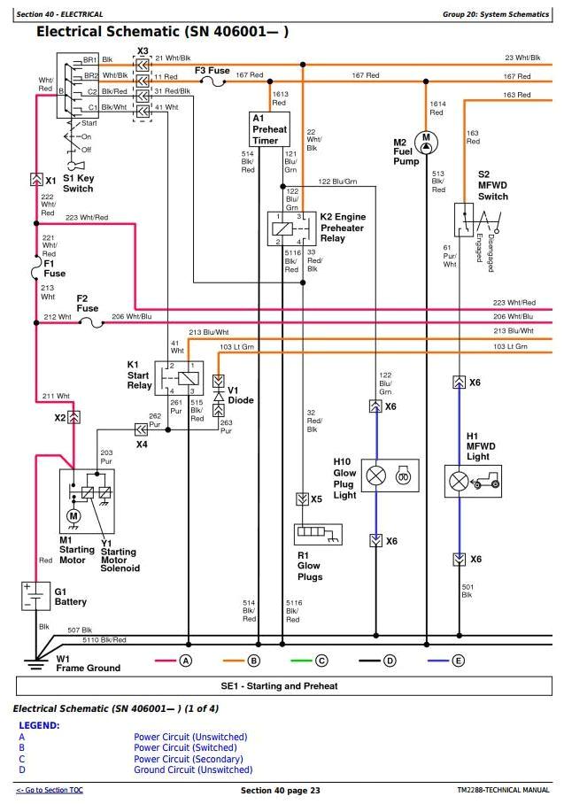 john deere compact tractor wiring diagram john deere john deere compact tractor wiring diagram on john