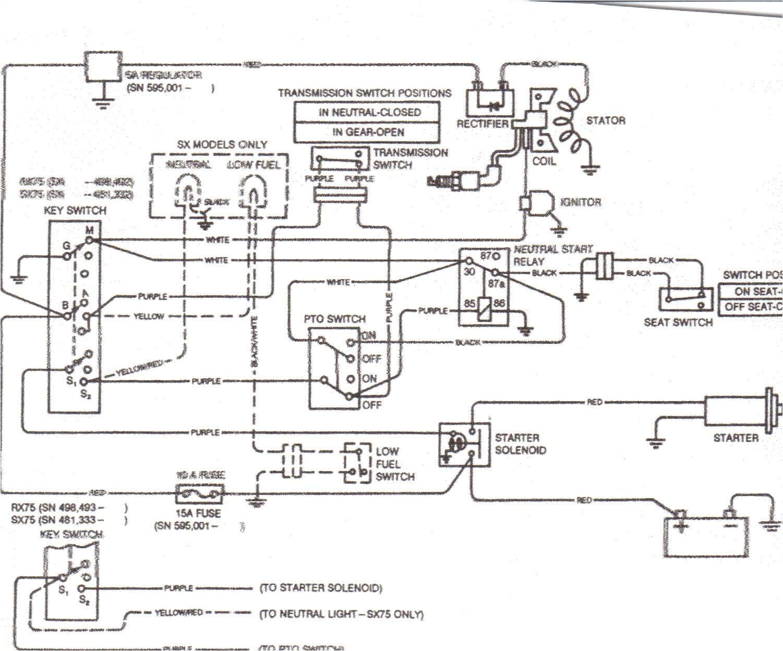 sabre lawn mower wiring diagram new john deere sabre wiring diagram download