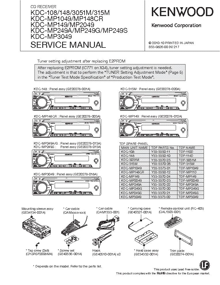 wiring diagram kenwood kdc 108 data wiring diagram preview wiring diagram for kenwood kdc108 solved