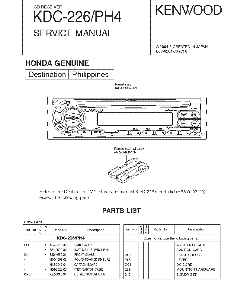 wiring diagram for a kenwood kdc 148 wiring diagram pagewiring diagram for a kenwood kdc 148