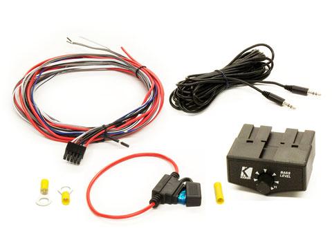 car audio accessories kicker powered sub wiring 14