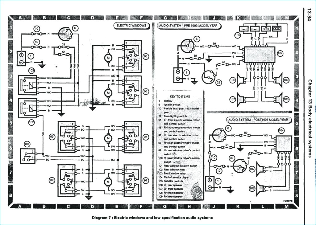 wiring diagram furthermore on 96 land rover discovery 1 stereo discovery 1 stereo wiring diagram