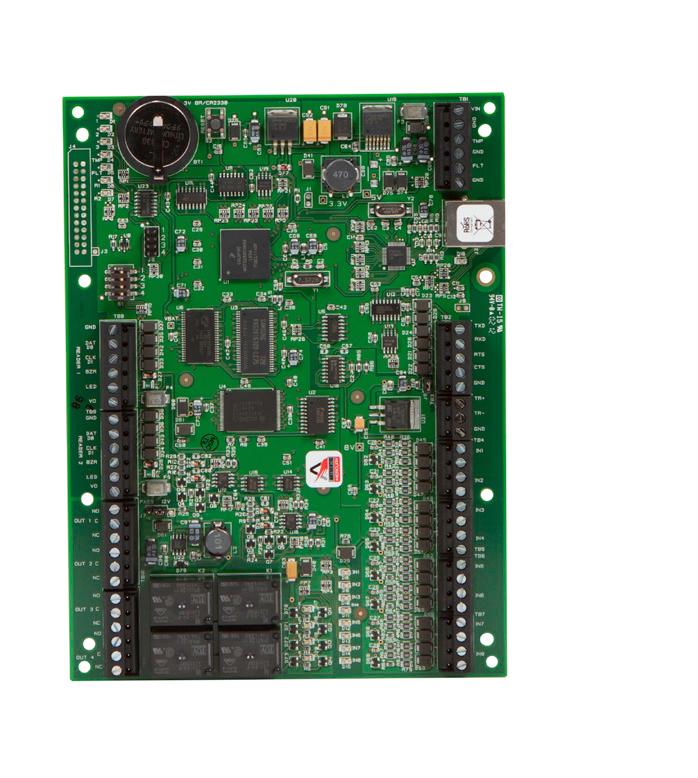 intelligent dual reader controller lnl 2220 overview the lnl 2220 intelligent dual reader controller
