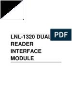 lnl 1320 installation guide