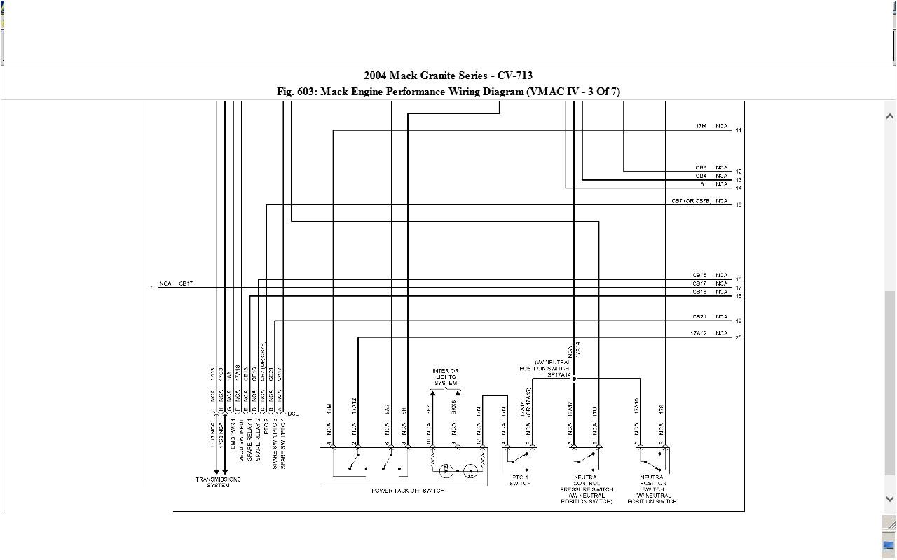 mack truck aux switch wiring wiring diagrammack truck aux switch wiring 6