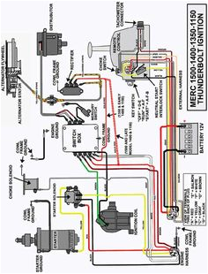 Mercruiser Wiring Diagram 11 Best Mercruiser 140 Images In 2017 Diagram House Design