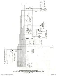 5 7 mercruiser starter wiring diagram wiring diagrams with mercruiser ignition wiring diagram