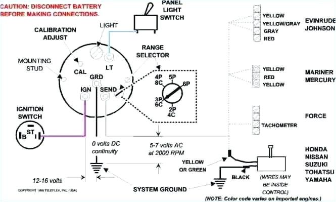 boat tach wiring wiring diagram page force 40 hp mercury tachometer wiring diagram