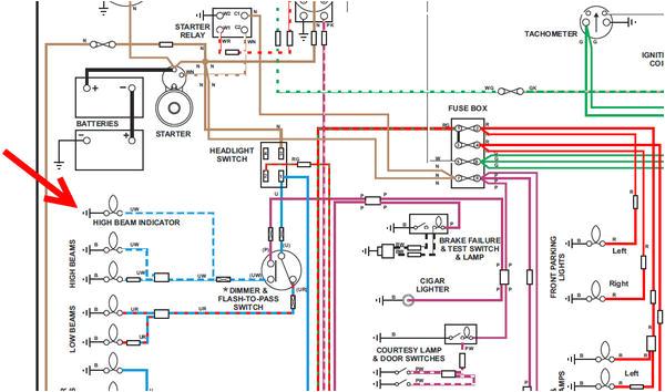 Morris Wiring Diagram on