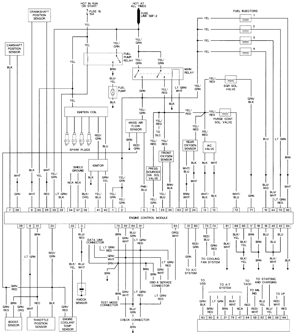 mr2 fuel pump wiring diagram luxury 2006 fuel system diagram best collection electrical wiring image for