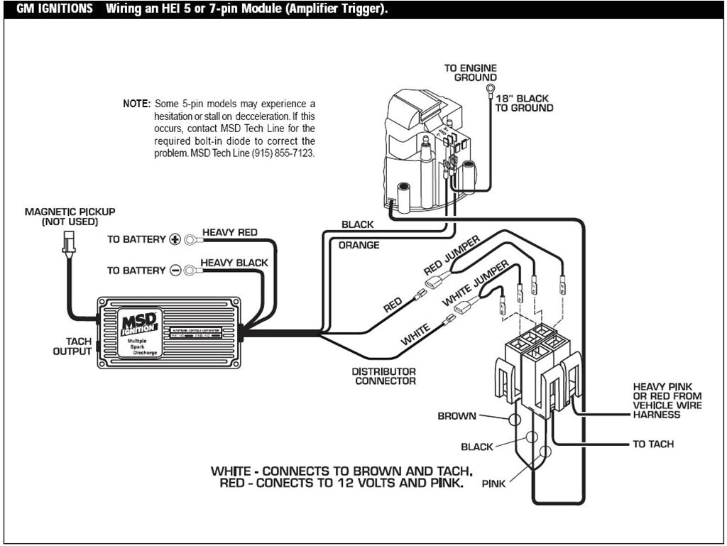msd box wiring to hei wiring diagram page hei msd 6a wiring diagram wiring diagrams data