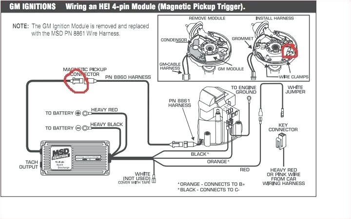 msd 6al wiring hei book diagram schema how to wire msd 6al to hei diagram book