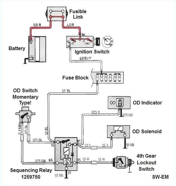 wiring diagram cummins best of solenoid wiring diagram 0d