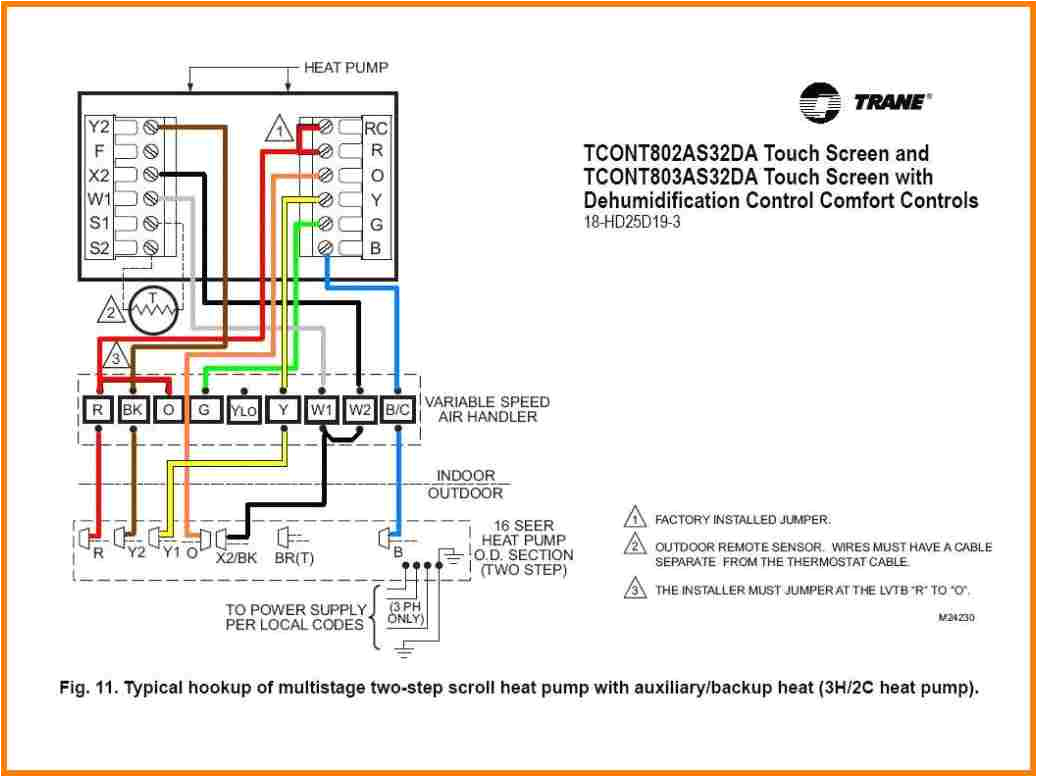 heat pump thermostat wiring color code likewise heat pump thermostat thermostat wiring options from manual