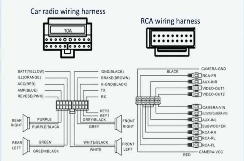 pioneer wiring harness everything diagram wire trusted of