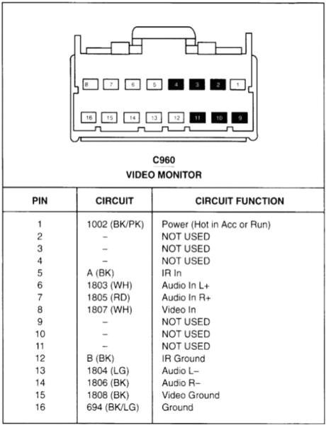 kenwood 16 pin wiring harness diagram diagram in 2019 diagram 16 pin wiring harness diagram 16 pin wire harness diagram