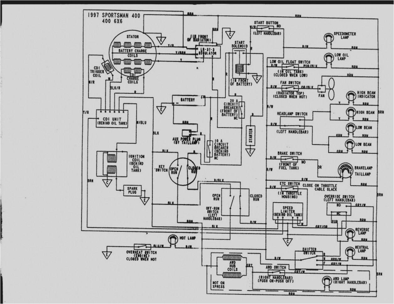 polaris wiring schematic wiring diagram database wiring diagram polaris sportsman 400 polaris electrical diagram wiring diagram