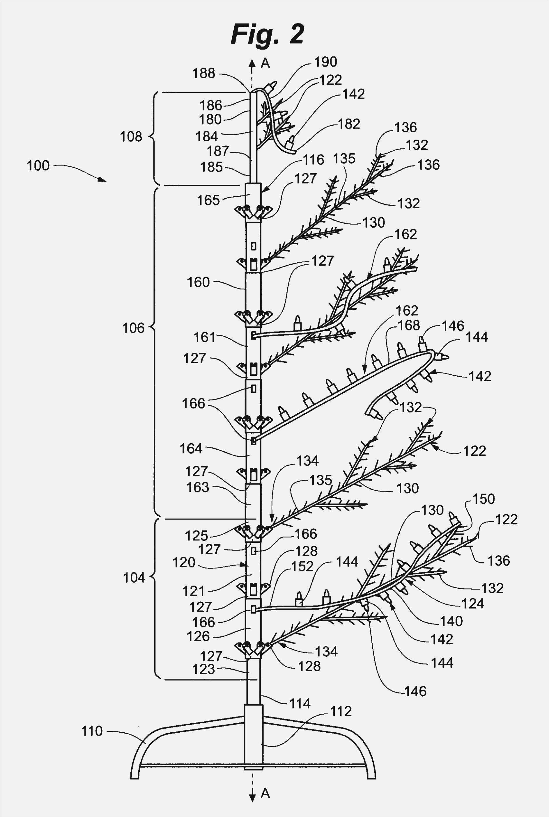 Pre Lit Christmas Tree Wiring Diagram Christmas Tree Wiring Diagram Free Download Schematic Wiring