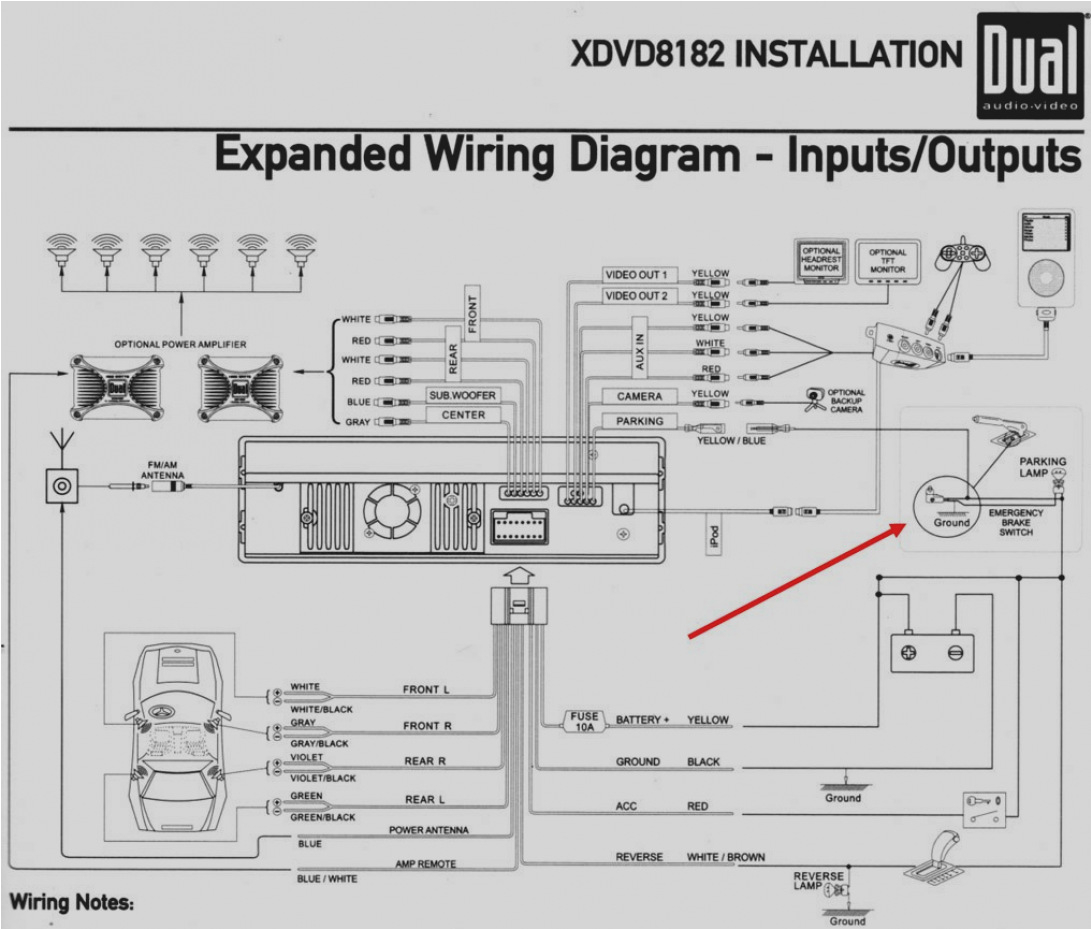 pyle radio wiring diagram car audio system pictures ouku double din new diagrams jpg