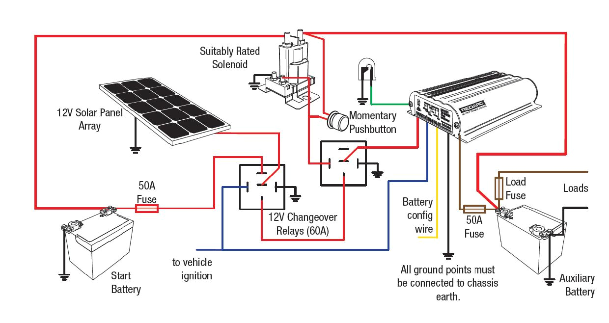 Red Arc Dual Battery System Wiring Diagram Redarc Smart Start Wiring Diagram Luxury Dual Battery Wiring Diagram