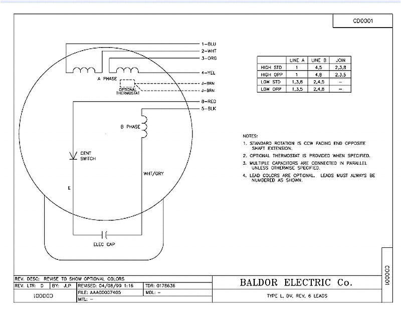 Reliance Csr302 Wiring Diagram Reliance Motor Wiring Diagram thermistor Wiring Diagram