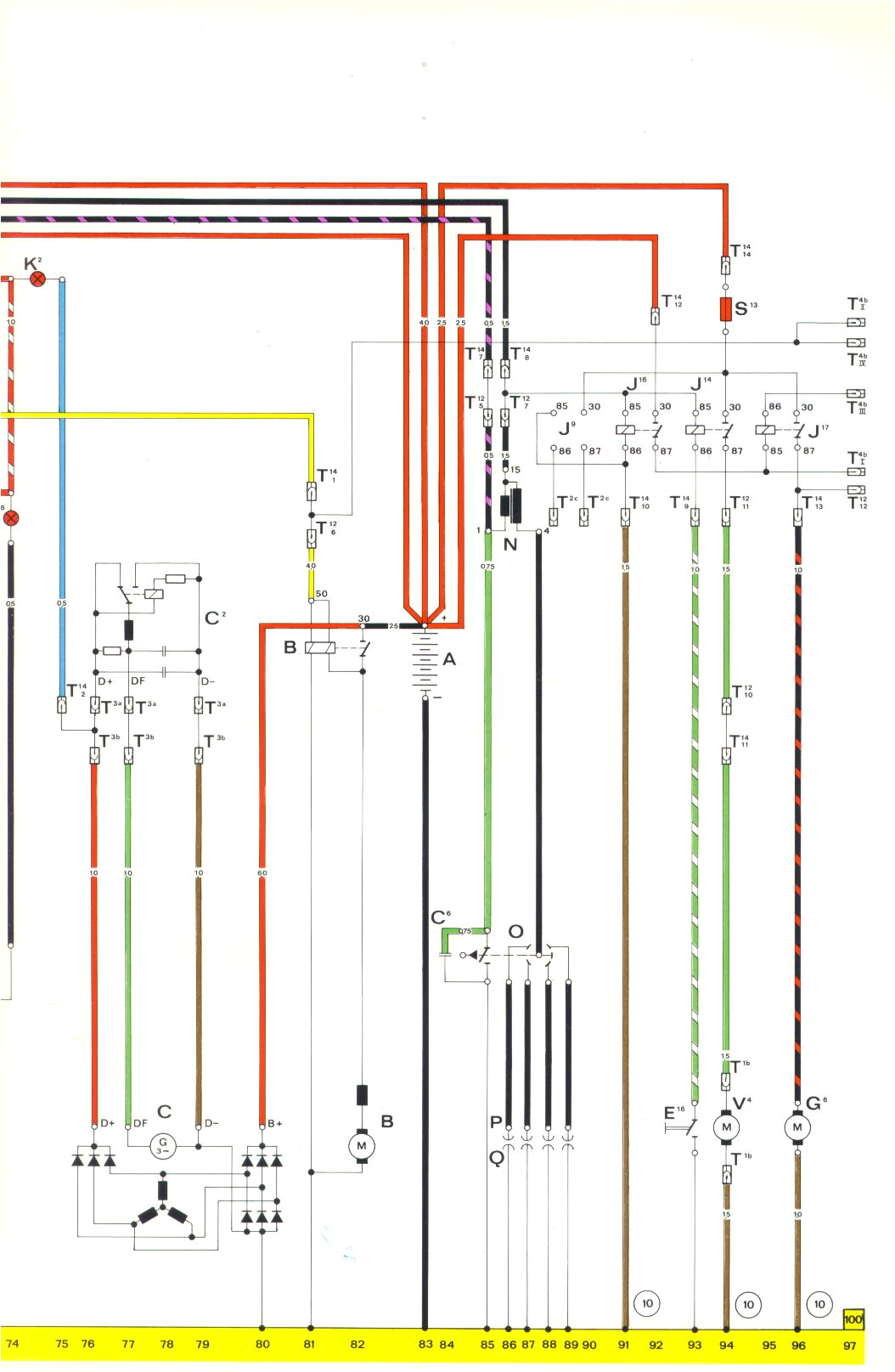 renault clio wiring loom diagram