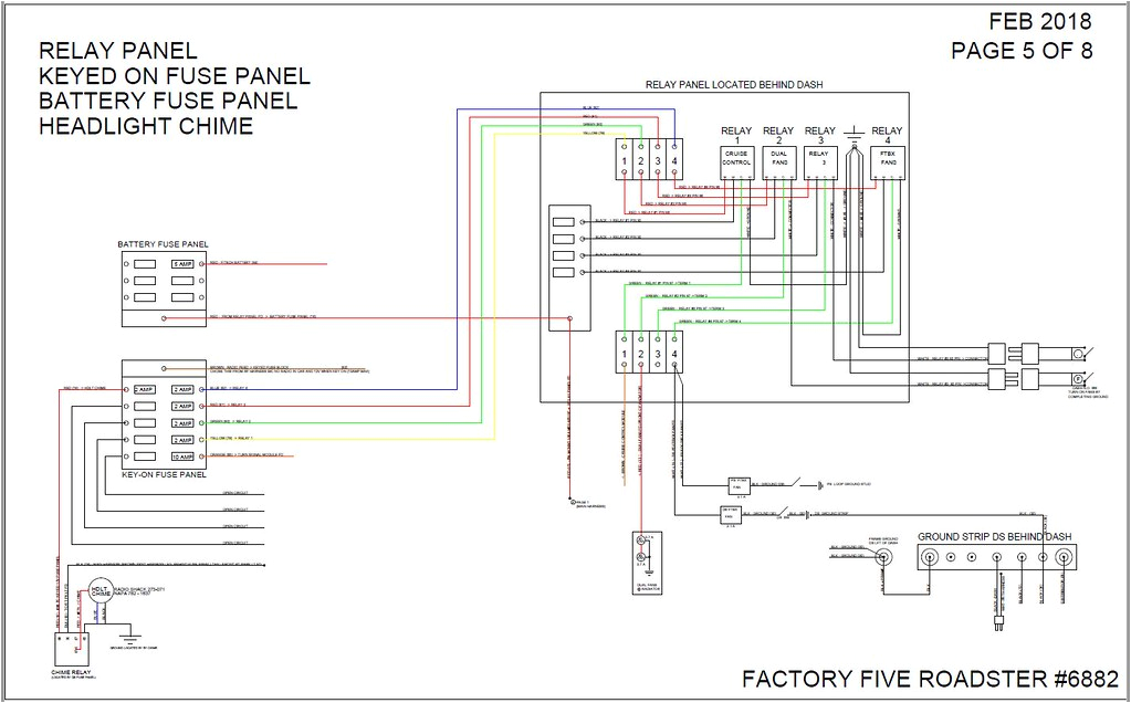 factory five wiring diagram wiring diagram metafinishing a wiring diagram for my build factory five ron