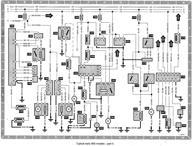 1990 saab 900 wiring diagram wiring diagram 1990 saab 900 alternator wiring electrical problem 1990 saab 900