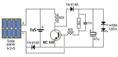 wiring material build a solar garden light wiring diagram schemati