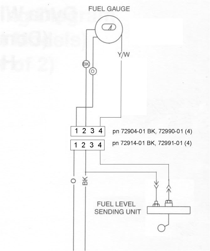 fuel gauge wiring confusing page 2 harley davidson forums fuel gauge wiring confusing page 2 harley davidson forums