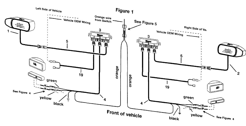 boss plow wiring diagram