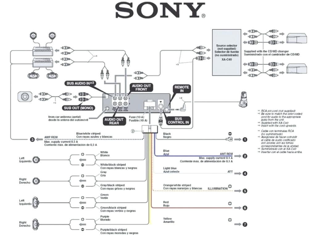 Sony Cd Player Wiring Diagram Wiring Diagram sony Car Stereo Along with Ignition Switch Wiring
