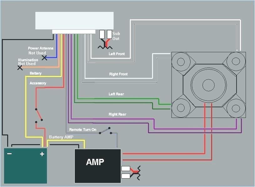 sony car radio wiring harness 190
