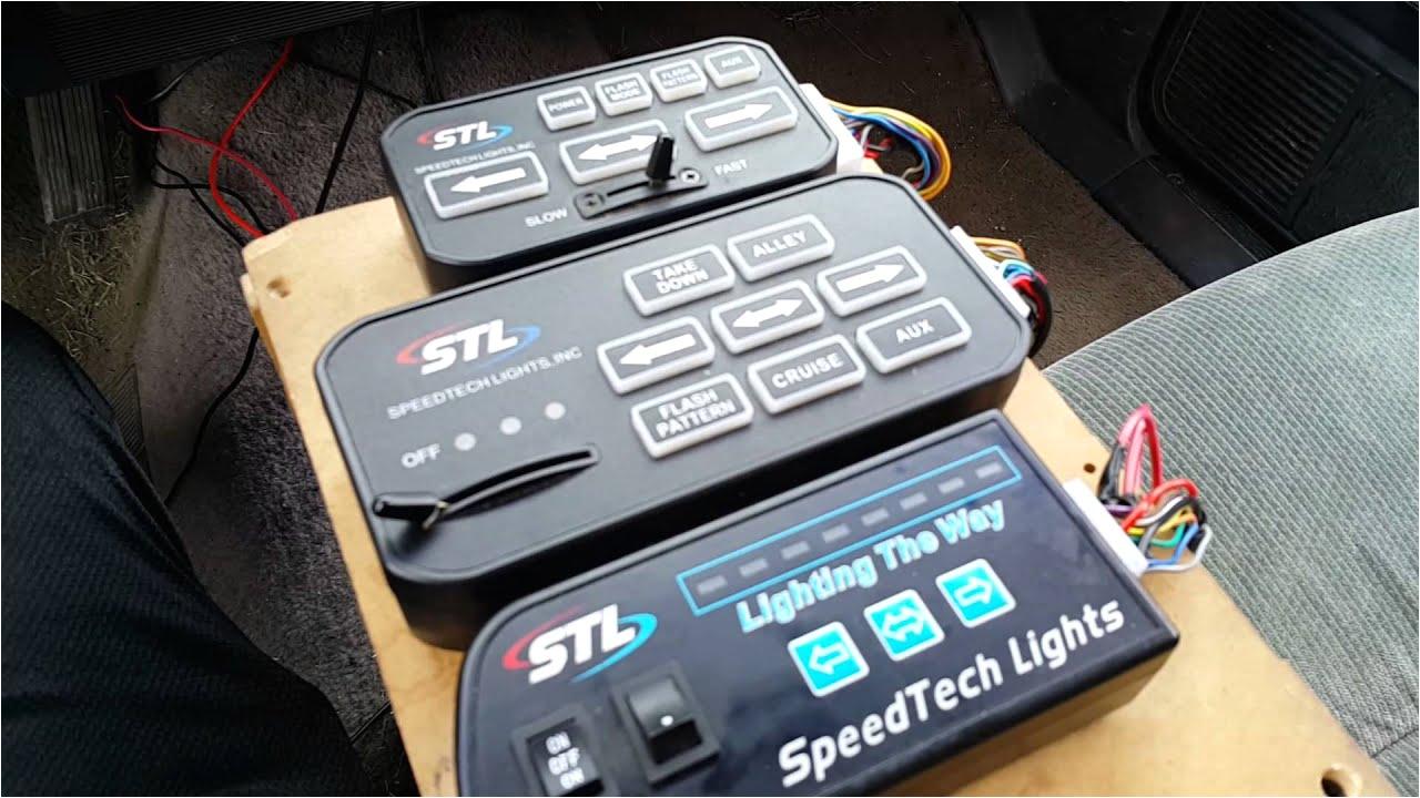 speed tech lights set up youtube stl led light bar wiring diagrams