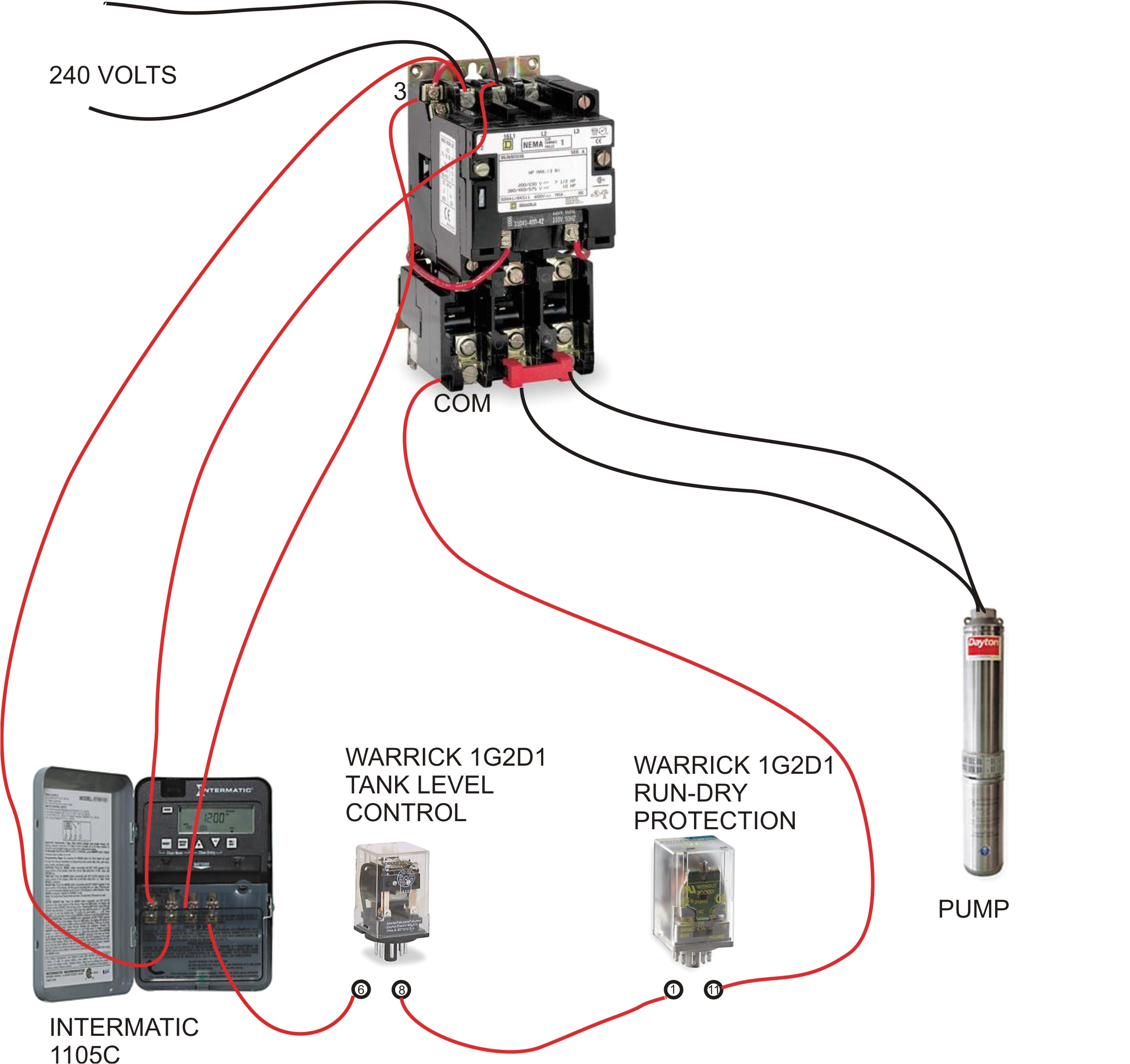 Square D 8536 Wiring Diagram Pressure Switch Wiring Diagram Square D Wiring Diagram