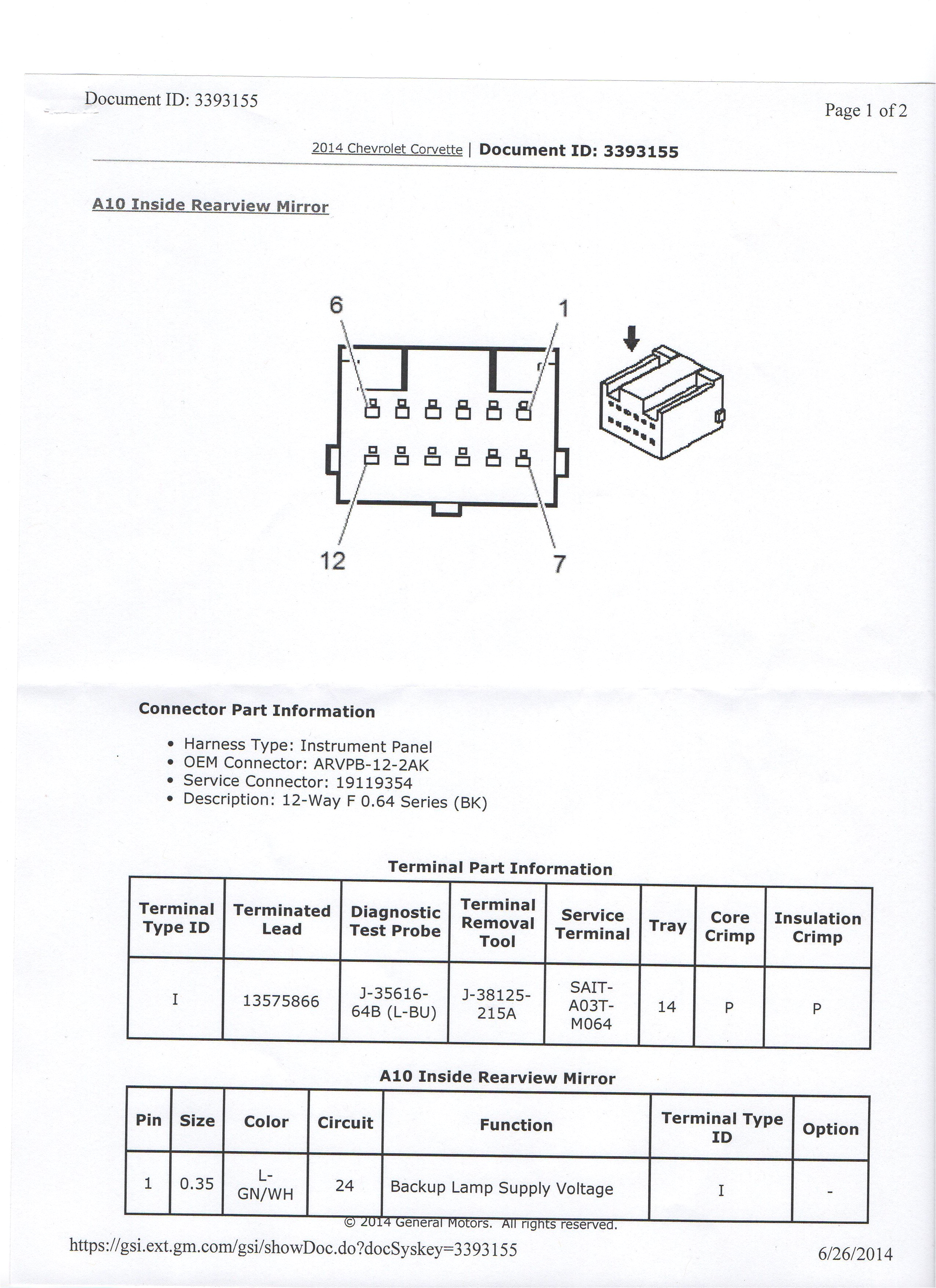 9386d1403826695 update blendmount c7 radar detector mount c7 2014 mirror 2 2 jpg