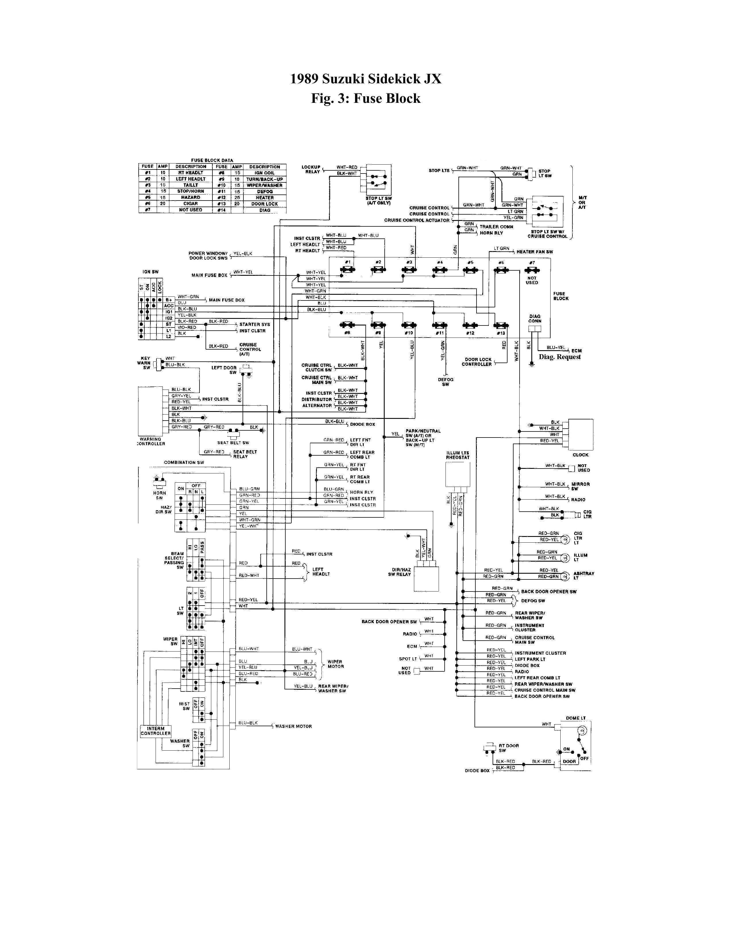 wiring diagram suzuki nex