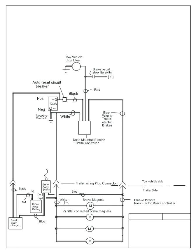 Tekonsha Prodigy P3 Wiring Diagram Tekonsha Trailer Brake Wiring Schematic Temporarily Out Of Stock