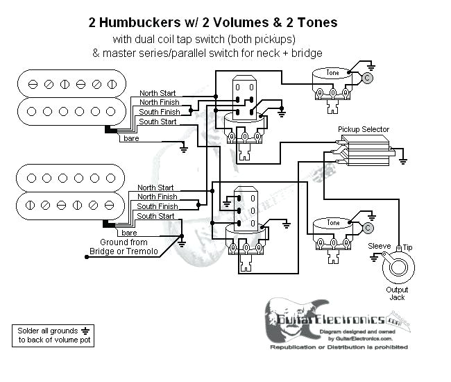 guitar wiring diagrams push pull click to enlarge guitar wiring diagrams