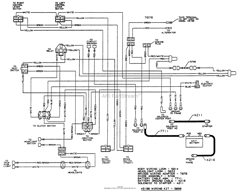toro ss4235 wiring diagram manual e books wiring diagram cub cadet zero turn wiring diagram toro