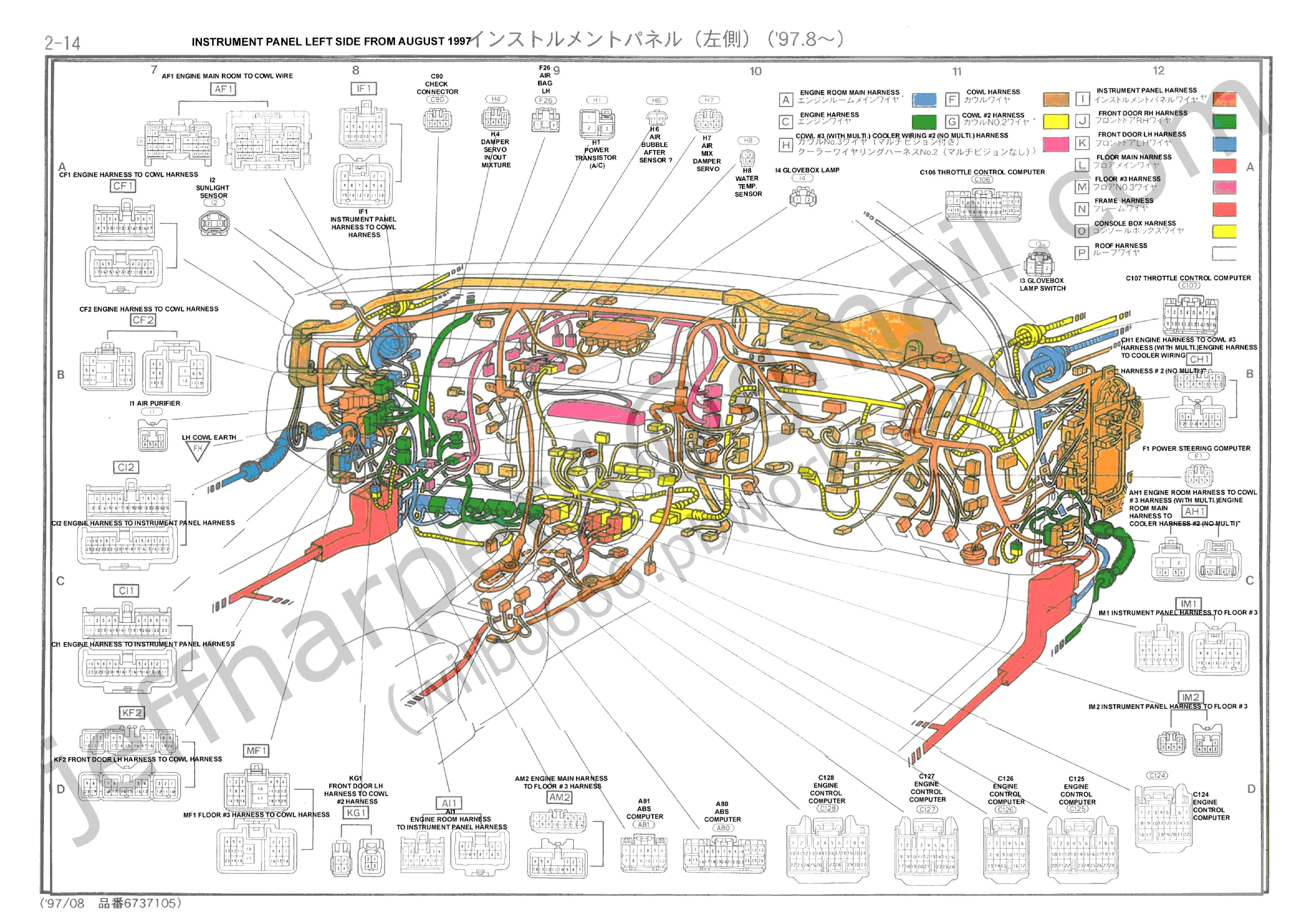 toyota wiring diagram color codes inspirational toyota starter toyota radio wire color code toyota wiring color code
